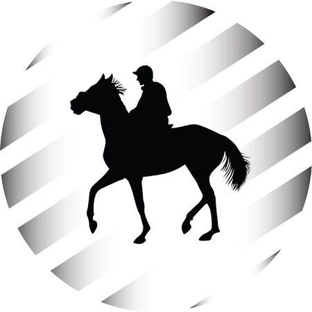 trot: horse
