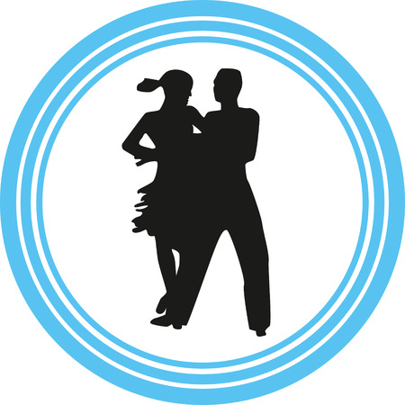 Menschen tanzen