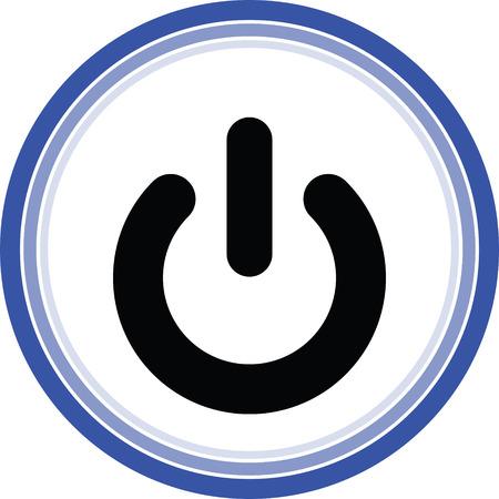 power button web icon