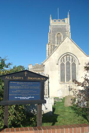 parish: Local parish church Editorial