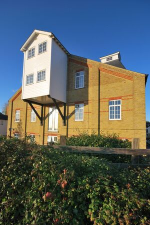 converted: converted maltings