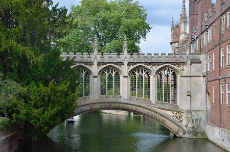 ため息橋ケンブリッジ