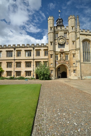 Jesus college cambridge quadrangle