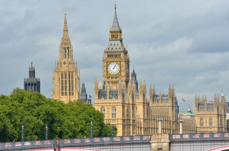 London Parliament photo