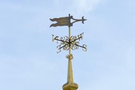 wiatrowskaz: Tradycyjny wiatrowskaz