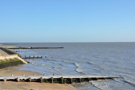 groyne: Seaside view