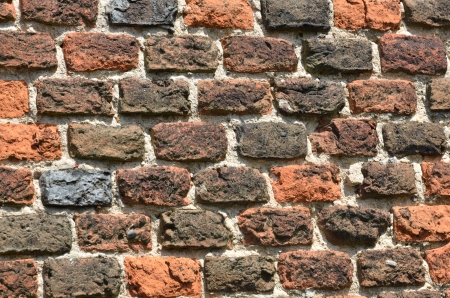 Old Brick background photo