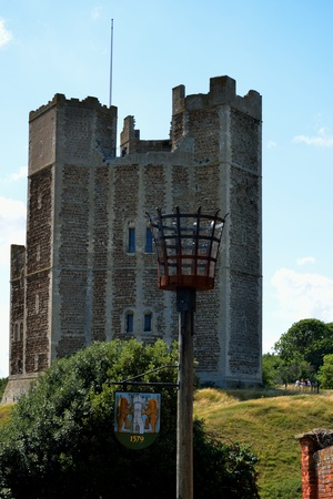 norman castle: Norman Castle Keep Editorial