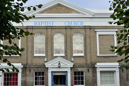 baptist: Baptist Church Colchester Essex