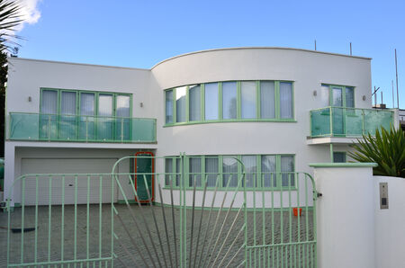 Large modernist House