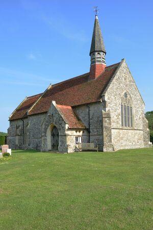 parish: English country Parish church