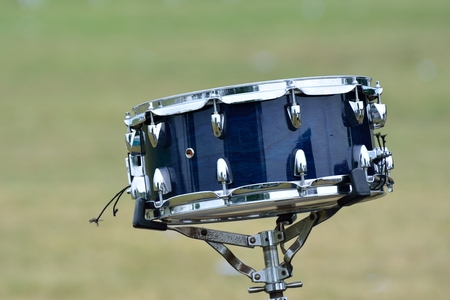 snare: Snare drum outdoors Stock Photo