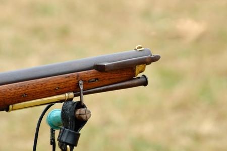 vintage rifle: Vintage rifle Barrel