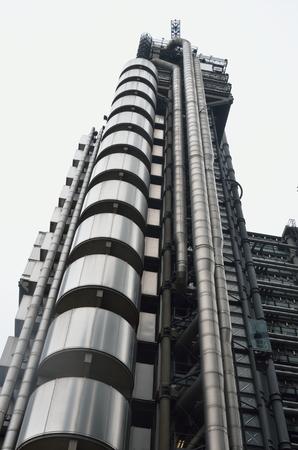 lloyds: Looking up at Lloyds Building