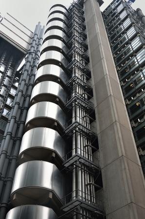 lloyds: Lloyds building tower Editorial