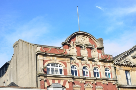 edwardian: Edwardian Grand theatre in Colchester
