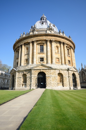 oxford: Bodleian Library Oxford