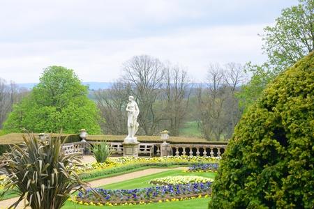 stately home: Stately home gardens