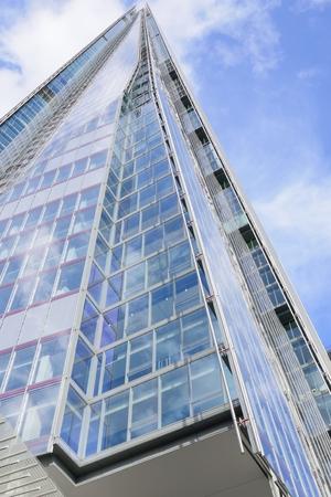 shard: Looking up at shard London