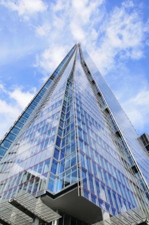shard: Shard London Stock Photo