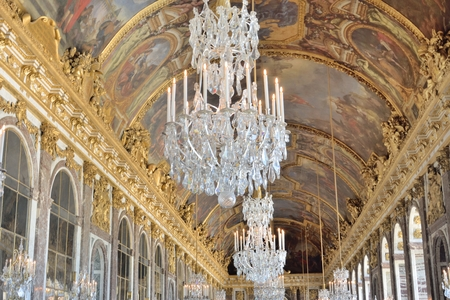chandeliers: Grand Ceiling and Chandeliers