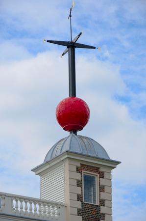 greenwich: Greenwich time Ball london