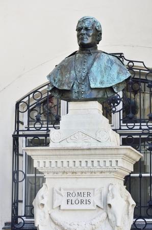 bust: Bust of Romer Floris Vienna