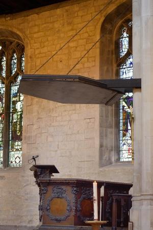 English Church Pulpit