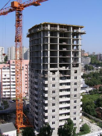 housebuilding: building, construction, housebuilding