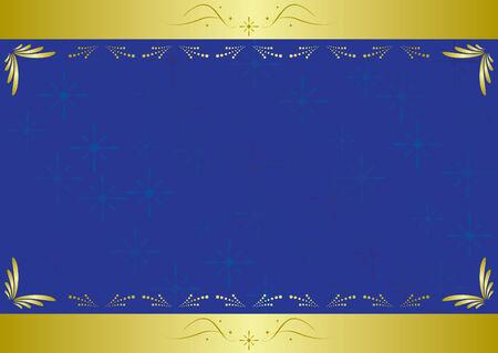carte bleue élégant avec une texture