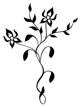 tracery: floral tracery