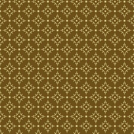 seamless geometric dark beige texture Vector