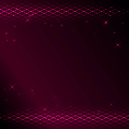 crimson: crimson background with bright tracery and stars - eps 10