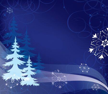 illustration for christmas holidays - eps 10 Иллюстрация