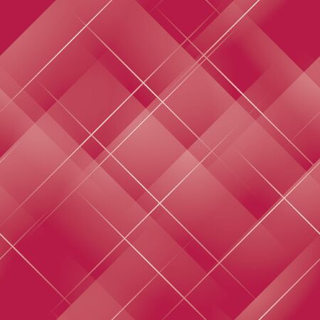 textiles: dark red  seamless pattern with crossed lines - eps 10 Illustration