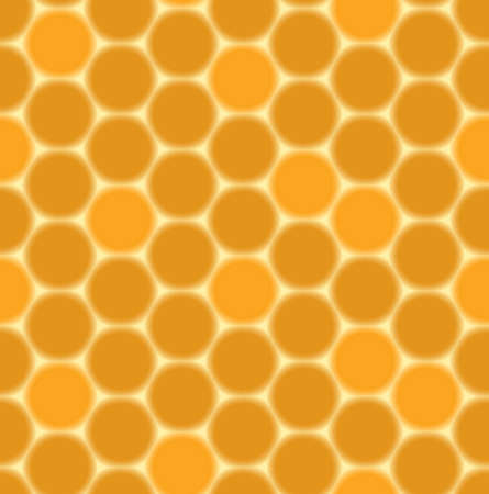honeycombs - vector seamless pattern Vector