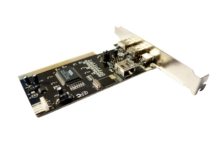 pci card: Adapter FireWire IEEE 1394 - isolated