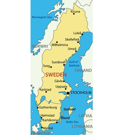 sverige: Kingdom of Sweden -