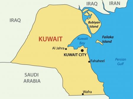 gulf: State of Kuwait