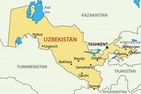 oezbekistan: Republiek Oezbekistan