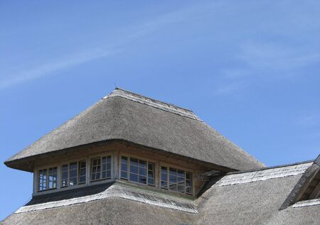 Roof of the old tavern