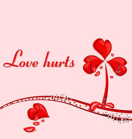 hurts: Love hurts
