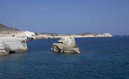 sarakiniko beach - the most beautiful place in Europe