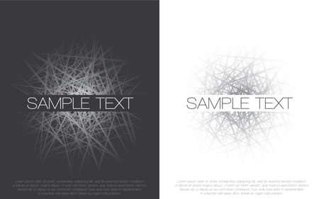 page couverture: Abstract cover background