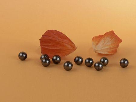 spilling: Spilling beads