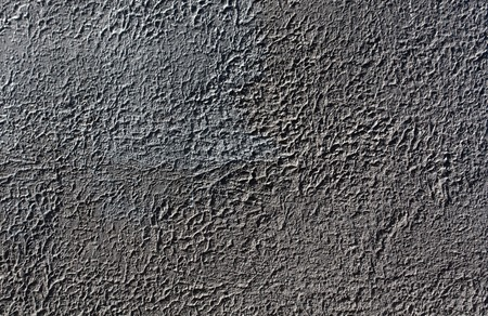 redecorate: Dark gray plaster wall texture. Architectural background Stock Photo