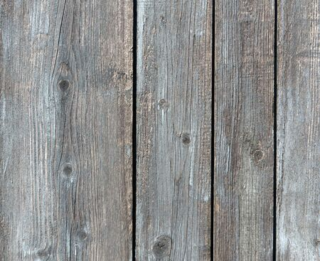 wood planks: Old chipboard paited fence. Architectural background Stock Photo
