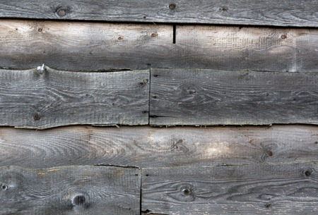 aged wood: Wood wall texture. Architectural background. Stock Photo
