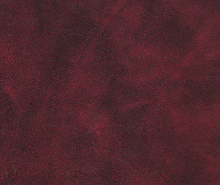 Rood en bruin leder textuur. Achtergrond en textuur. Stockfoto