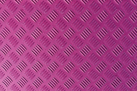 purple metal: Purple metal textured floor surface. Color background and texture.